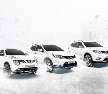 crossovers nissan nouvelle serie white edition  today