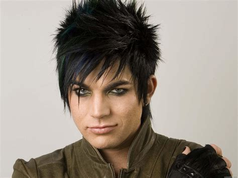Adam Lambert Hairstyle (men Hairstyles)