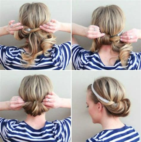 15daystoddg 5 minute hairstyles for any hair type day 14