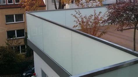 Für Balkon by Balkon Aus Glas Der Glaserei Glasart Aus Hannover