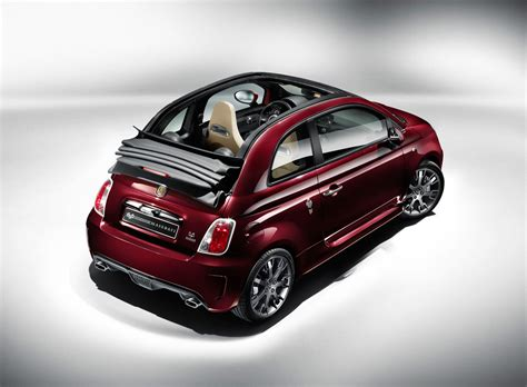 Fiat Abarth 695 Maserati Edition 2018 Cartype