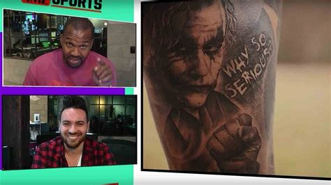 odell beckham jr shows  crazy  tattoos tmz
