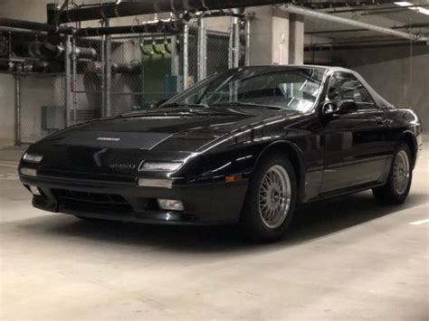 vehicle repair manual 1990 mazda rx 7 security system 1990 mazda rx 7 rx7 triple black manual transmission 52k miles classic mazda rx 7 1990 for sale