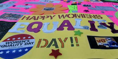 womens equality day      celebrate  august