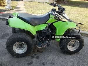 2003 Kawasaki Kfx 80