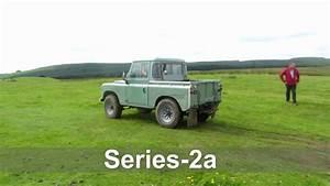 Defender V Series-2 Land Rover Off Road