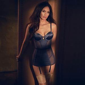 Megan Fox Looks Incredible in Frederick of Hollywood's