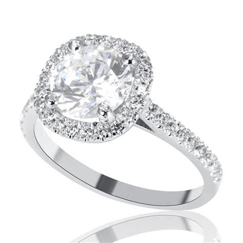 total si鑒e 2 carat solitaire engagement rings imgkid com the image kid has it