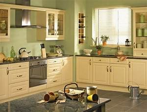 yellow and green color combo kitchen design ideas With kitchen cabinets lowes with yellow and green wall art