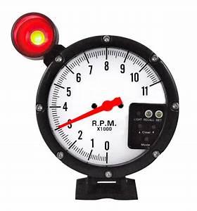 China 5 Inch Tachometer  8210bw