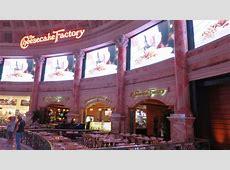 The Cheesecake Factory–Las Vegas, NV – KMB Travel Blog