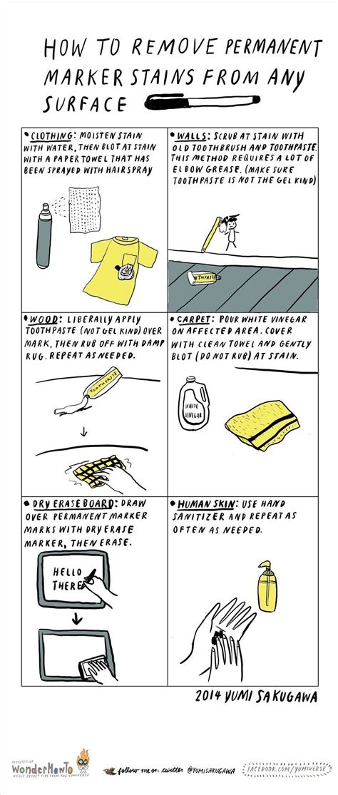 how to get sharpie off wood table how to remove permanent marker stains from any surface