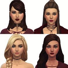 1727 best the sims 4 maxis match custom content on in 2019 sims 4 mm cc