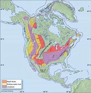 Sauk Transgression - Plate Tectonics