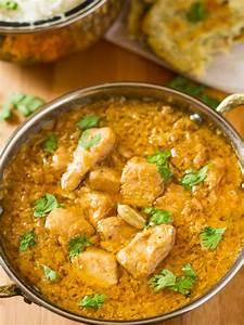 Chicken Korma (Chicken In Rich Yogurt Curry) Recipe — Dishmaps