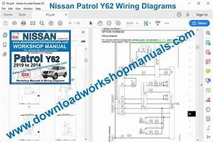 Nissan Patrol 2010 To 2014 Workshop Repair Manual Pdf