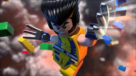 Lego Marvel Super Heroes Video Game Official Teaser
