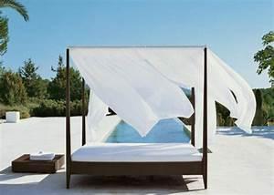 Coole Outdoor Möbel : outdoor bett f r eine m rchenhafte atmosph re ~ Sanjose-hotels-ca.com Haus und Dekorationen