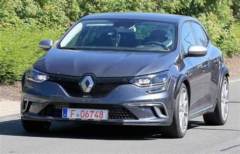 2019 Renault Megane Rs Spied Wwwin4ridenet