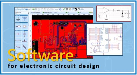 electronic design software pcb meccanismo complesso