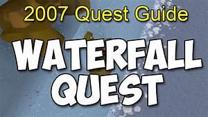 Runescape 2007 ... Waterfall Quest