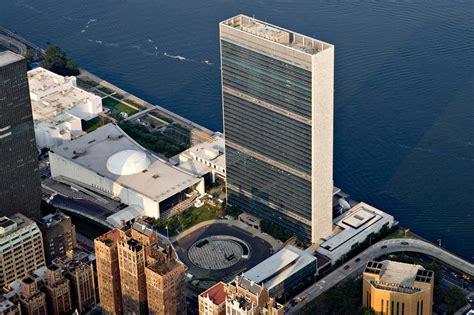 le siege des nations unis nations unies york tuxboard