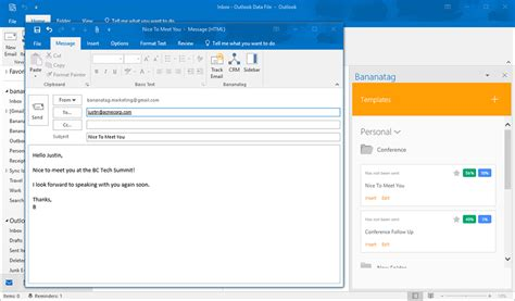 outlook email template shatterlioninfo