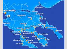 HalkidikiThassos Obiective Turistice Articole
