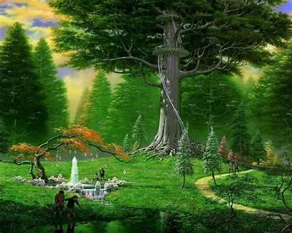 Virtual Desktop Background Wallpapers Backgrounds 3d Fairy