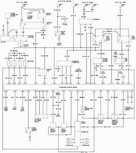 1991 Jeep Wrangler Wiring Diagram