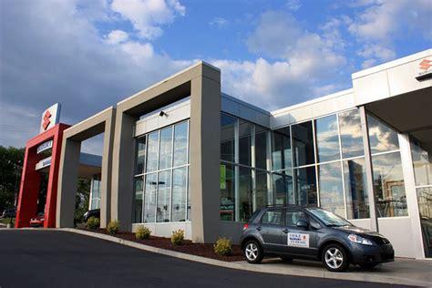 Suzuki Dealership | Muhlenberg, PA | Meister Cox Architects