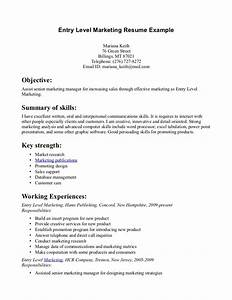 examples of resumes for entry level jobs perfect resume With entry level job resume