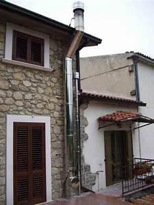 Installazione canna fumaria Spazzacamino Abruzzo