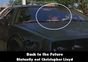 Back To The Future 1985 Movie Mistake Picture ID 25081