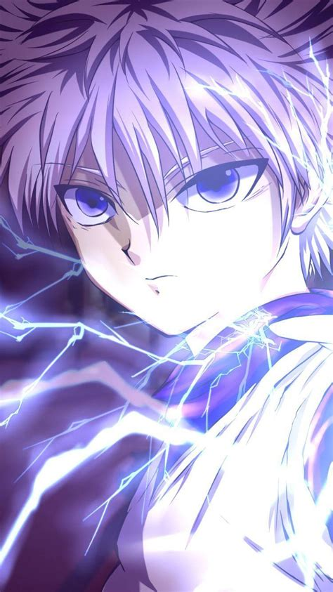 Hxh killua live wallpaper for wallpaper engine. High Resolution Killua Wallpaper 4k - Gambarku