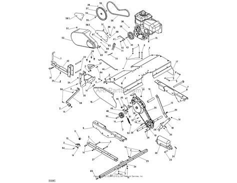 dr power rotohog tiller ser tpt  current parts