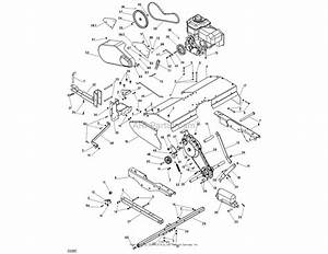 Dr Power Rotohog Tiller Ser  Tpt000001 To Current Parts Diagram For Frame  U0026 Engine