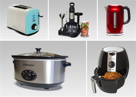 Cutting Edge And Quality Small Kitchen Appliances Only At