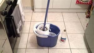 Appareil Nettoyage Sol Pour Maison : nettoyer carrelage astuce anti t ches youtube ~ Melissatoandfro.com Idées de Décoration