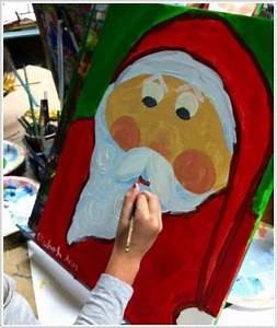 40 awesome canvas painting ideas for