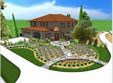 Tuscan Front Yard Landscape Joy Studio Design Gallery