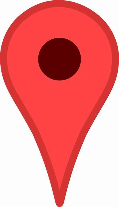 Map Pins Vector Clipart 1367 1995 Domain