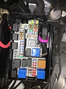 Fuse Box In Opel Corsa