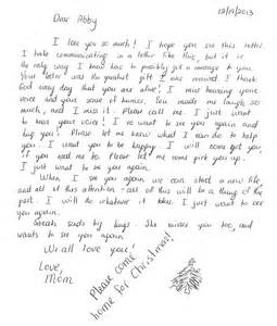missing abigail hernandez from new hampshire safely With christmas letter to my daughter
