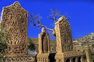 Cemetery In Mardin
