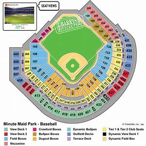 Minute Park Seating Chart With Seat Numbers Minute Park Tickets Seating Chart Event Schedule