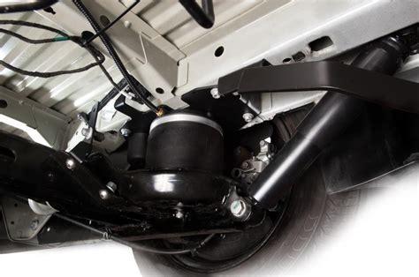 renault ireland trafic and vivaro full air suspension kitdriverite air
