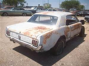1966 Ford Mustang Parts Car 7
