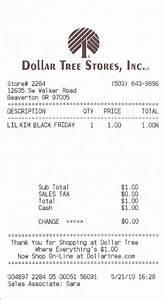 Office Depot Customer Service Dollar Tree Receipt Customer Satisfaction Survey