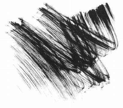 Ink Texture Brush Paint Mark Strokes Clipart
